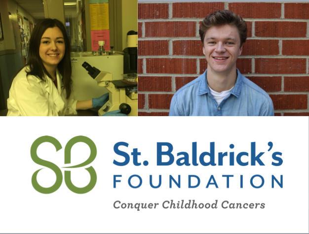 St. Baldrick's supports cc-TDI summer interns